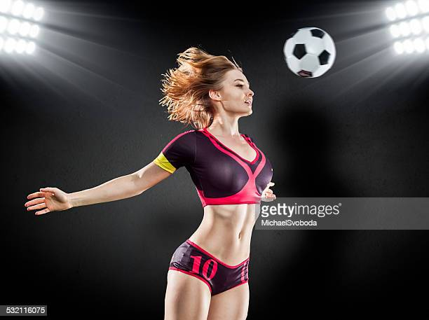 Sexy Soccer Player