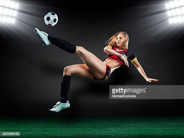 Sexy Soccer Stock Photos and Pictures | Getty Images