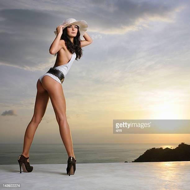 Sexy lever du soleil