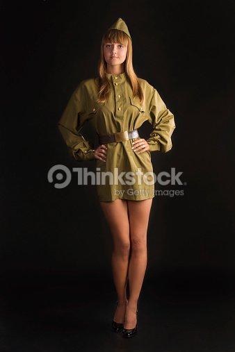 Sexy Women In Uniform 90
