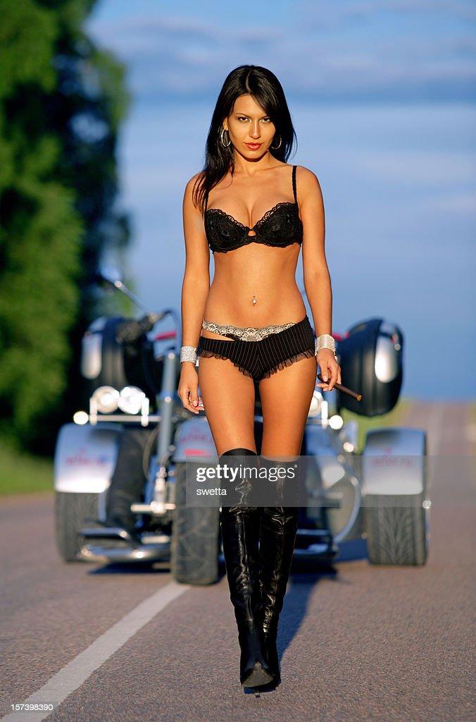 Sexy Motorbike Woman Sex 67