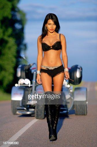 Sexy Motorbike Woman Sex 31