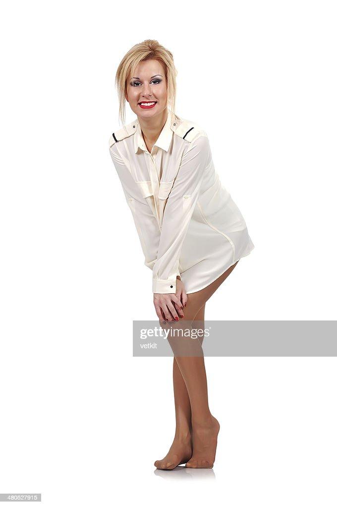 セクシーな女性 : ストックフォト