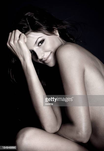 Sexy giovane donna