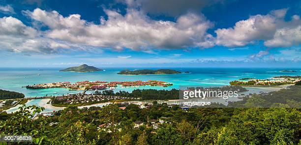 Seychelles, Victoria, Picture of tourist resort