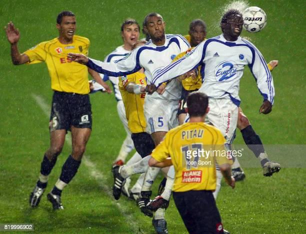 Seydou KEITA / Cedric KANTE Sochaux / Strasbourg Ligue 1