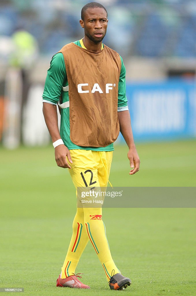 Seydou Keita of Mali during the 2013 African Cup of Nations Semi-Final match between Mali and Nigeria at Moses Mahbida Stadium on February 06, 2013 in Durban, South Africa.