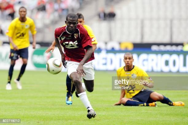Seydou SIMPARA Metz / Sochaux Finale Coupe Gambardella Stade de France Saint Denis