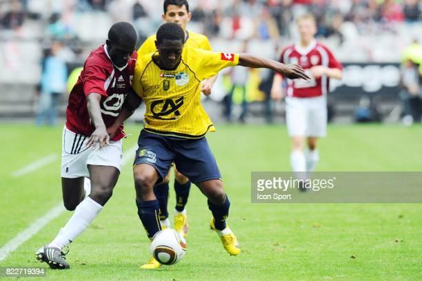 Seydou SIMPARA / Jerome ROUSSILLON Metz / Sochaux Finale Coupe Gambardella Stade de France Saint Denis