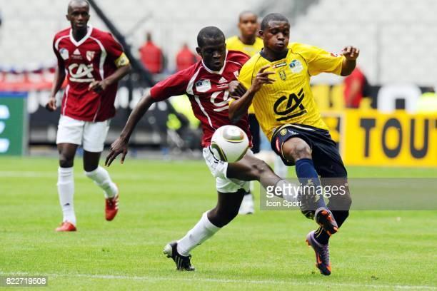 Seydou SIMPARA / Petrus BOUMAL Metz / Sochaux Finale Coupe Gambardella Stade de France Saint Denis