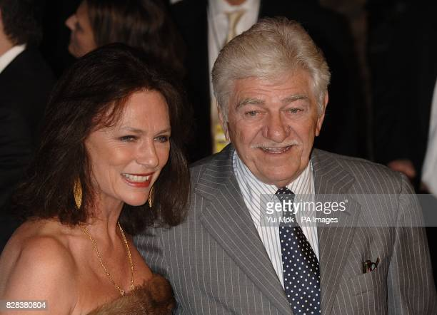 Seymour Cassel and Jacqueline Bisset arrive on the red carpet