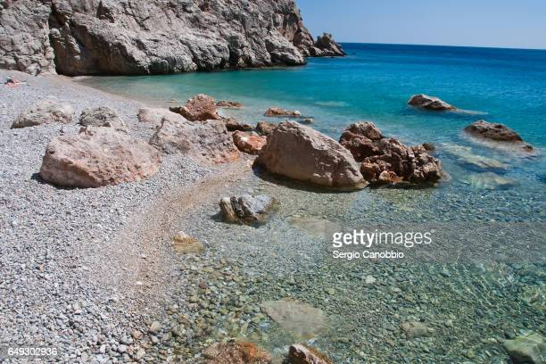 Sfaka - A Small, Secluded Beach of Karpathos
