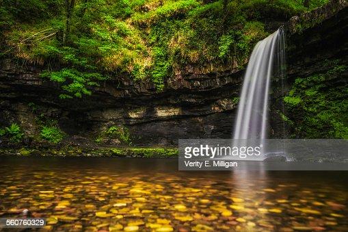 Sgwd Gwladys Waterfall