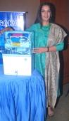 Shabana Azmi at the launch of 'Nasaka' water purifier at Hotel Sea Princess Juhu on January 18 2011