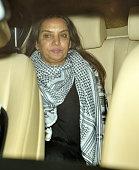 Shabana Azmi at the screening of the movie NH10 in Mumbai