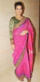 Shabana Azmi during Charity Show 'Mizwan' which is an Welfare Society run by her at Trident Bandra Kurla Mumbai