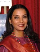 Shabana Azmi during ReelWorld Film Festival Honors Shabana Azmi at Lesandro in Hazelton Lanes in Toronto Ontario