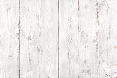 Shabby chic wooden board. Light background or texture for your design