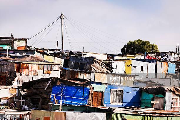 Hütten, Südafrika