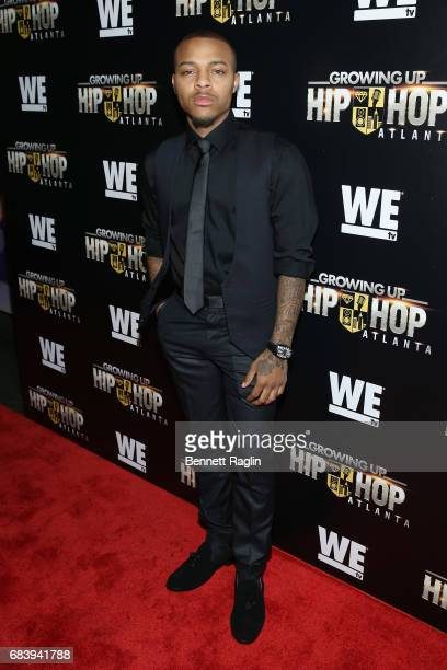 Shad 'Bow Wow' Moss attends the WE tv's Growing Up Hip Hop Atlanta premiere screening event on May 16 2017 in New York City