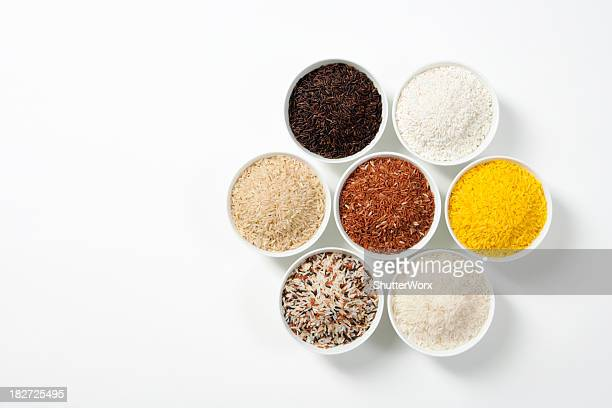 7 Shades Of Rice