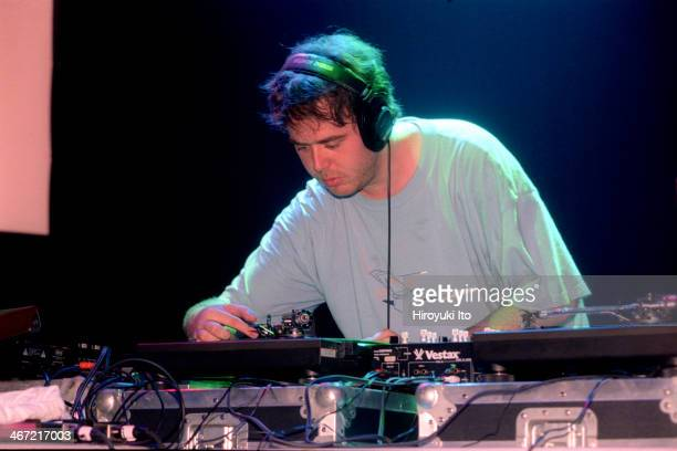 DJ Shadow and Cut Chemist performing at Irving Plaza on Tuesday night October 23 2001This imageCut Chemist