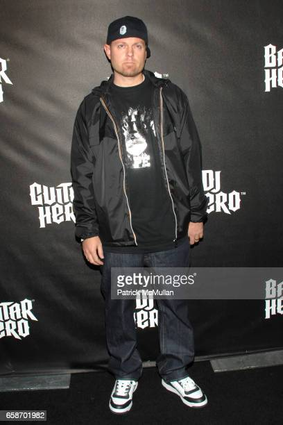 Shadow attends ActiVision Hosts The Launch Of 'DJ Hero' at The Wiltern on June 1 2009 in Los Angeles California