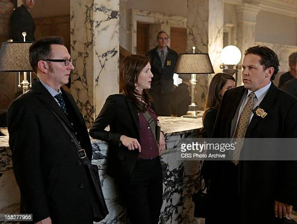 'Shadow Box' Det Fusco assists Finch in helping a POI whose brother was a soldier killed in action before the FBI closes in on Reese on PERSON OF...