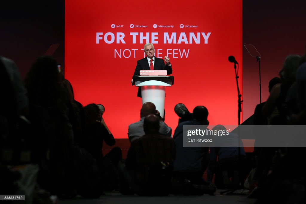 Labour Party Conference 2017- Day Two
