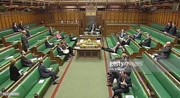Shadow Home Secretary David Davis shortly after Jacqui Smith announced to the Commons lengthy forms for police to record stop and account incidents...