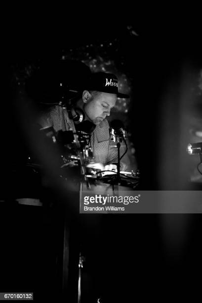 Shadow performs at The Fonda Theatre on April 18 2017 in Los Angeles California 2