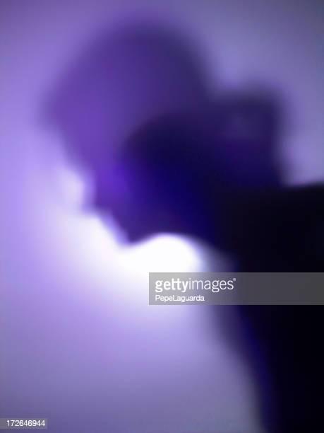 shadows: woman