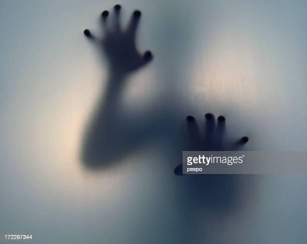 Silhouetten Abbildung-Serie