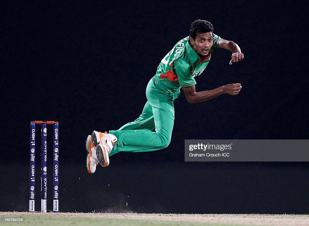 Bangladesh v Pakistan - ICC World Twenty20 2012: Group D