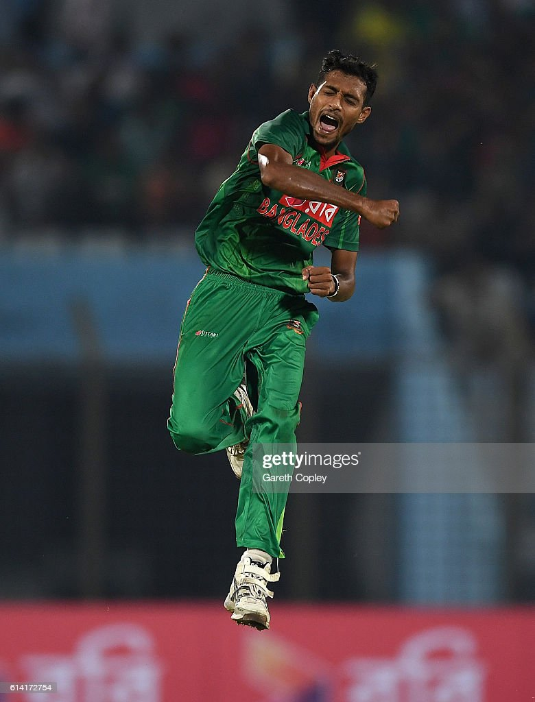 Bangladesh v England - 3rd One Day International