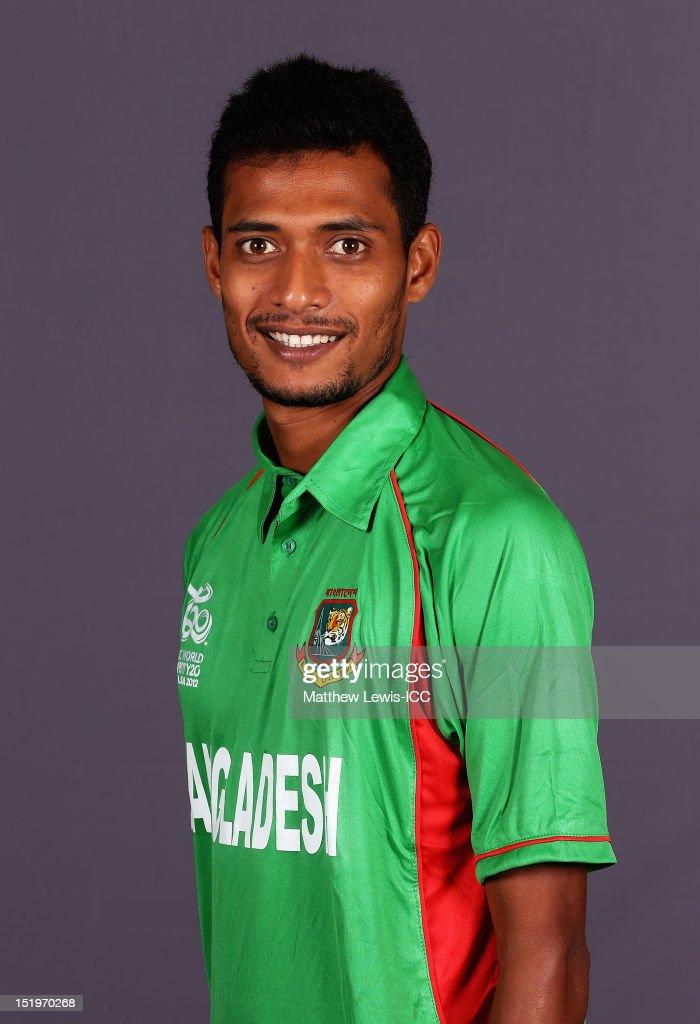 Bangladesh Portrait Session - ICC World Twenty20 2012