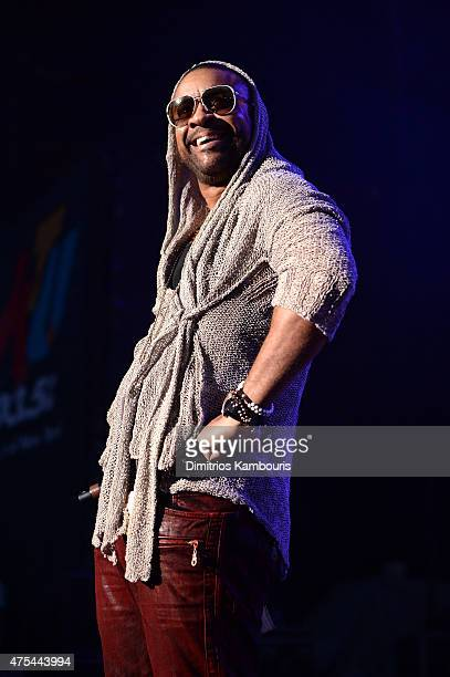 Shaggy performs at 1035 KTU's KTUphoria 2015 at Nikon at Jones Beach Theater on May 31 2015 in Wantagh New York