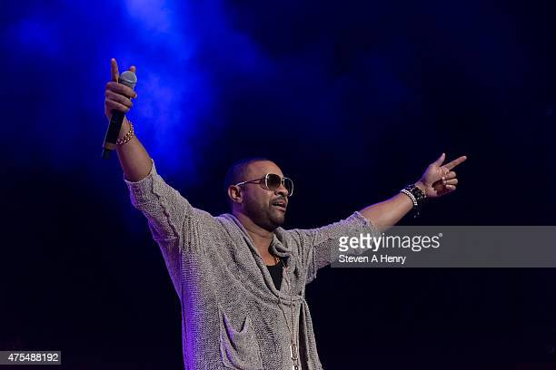 Shaggy performs at KTUphoria 2015 at Nikon at Jones Beach Theater on May 31 2015 in Wantagh New York