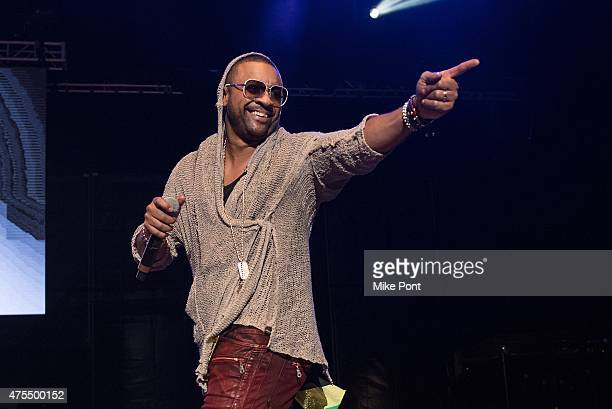 Shaggy performs during KTU's KTUphoria 2015 at the Nikon at Jones Beach Theater on May 31 2015 in Wantagh New York