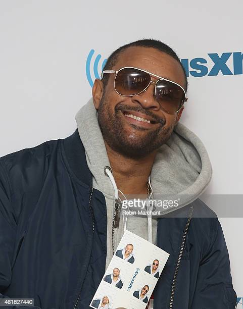 Shaggy visits at SiriusXM Studios on January 20 2015 in New York City
