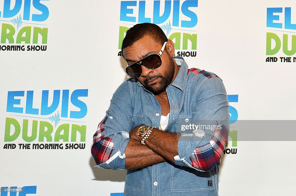 Shaggy visits 'The Elvis Duran Z100 Morning Show' at Z100 Studio on ...