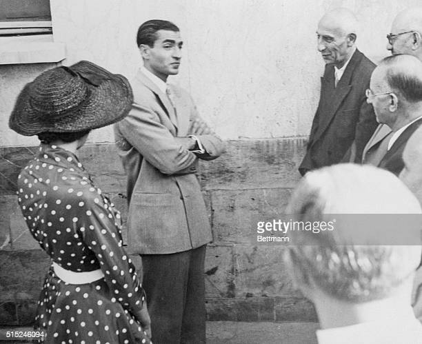 Shah of Iran Overthrown Teheran Iran Shah Mohammed Reza Pahlevi fled Iran on August 16 after Communist supported Premier Mohammed Mossadegh smashed a...