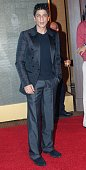 Shah Rukh Khan at Big Pictures' success bash held in Mumbai on February 28 2010