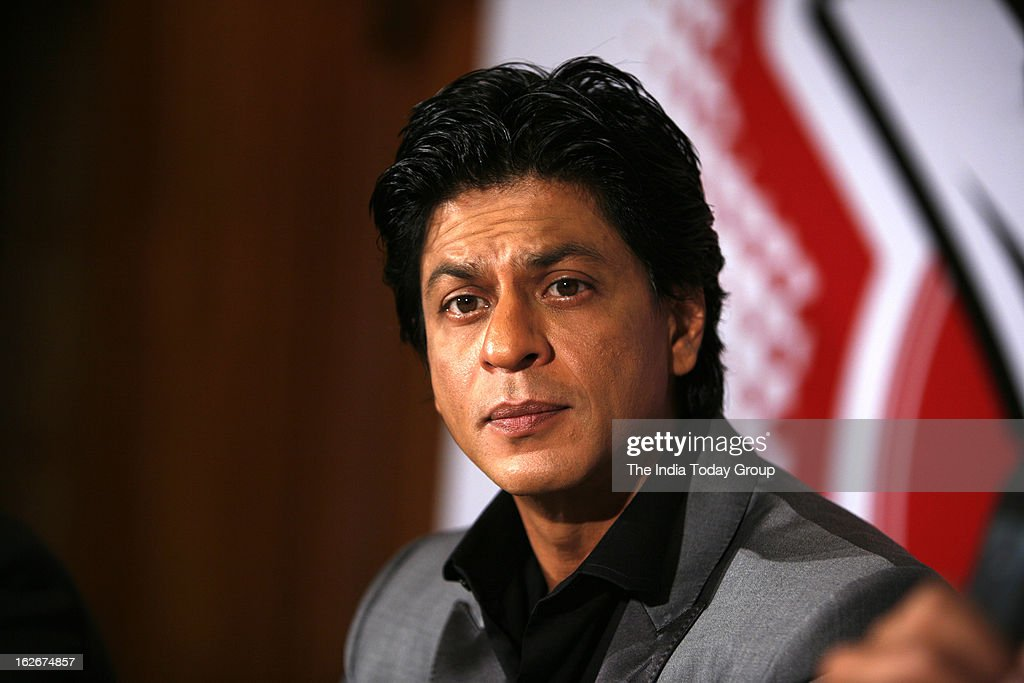 Shah Rukh Khan at the opening ceremony of University Cricket Championship 2013 at Cricket Club in Mumbai on Saturday, February 23, 2013.