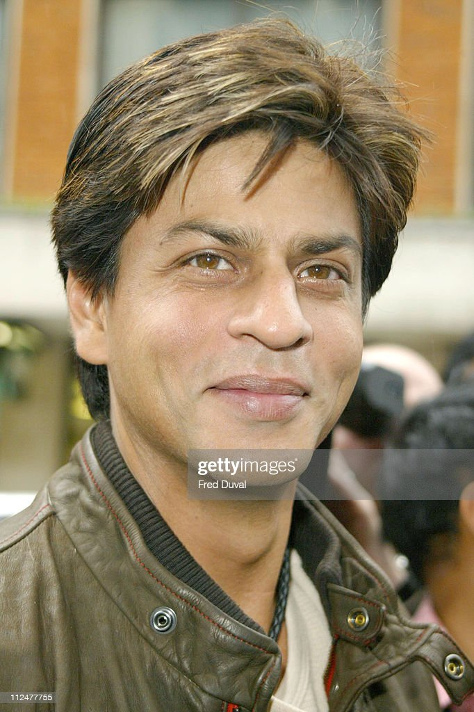 <a gi-track='captionPersonalityLinkClicked' href=/galleries/search?phrase=Shah+Rukh+Khan&family=editorial&specificpeople=664337 ng-click='$event.stopPropagation()'>Shah Rukh Khan</a> during Bollywood Stars Promote Temptation 2004 at Washington Hotel in London, Great Britain.