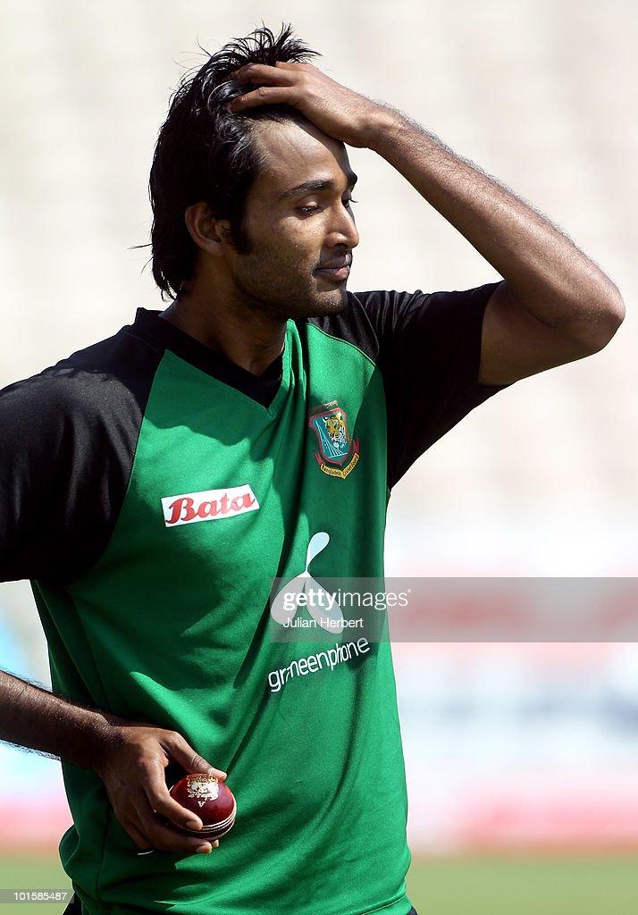 Bangladesh Nets Session