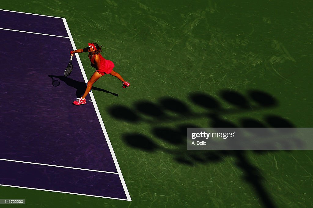 Sony Ericsson Open - Day 4