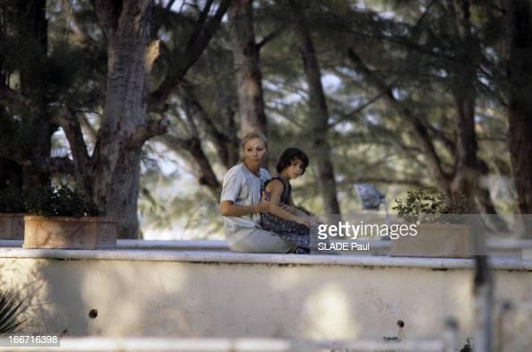 Shahbanou farah pahlavi leila and her daughter on paradise for Shah bano farah pahlavi
