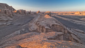 Shahdad Desert in Iran - Kerman