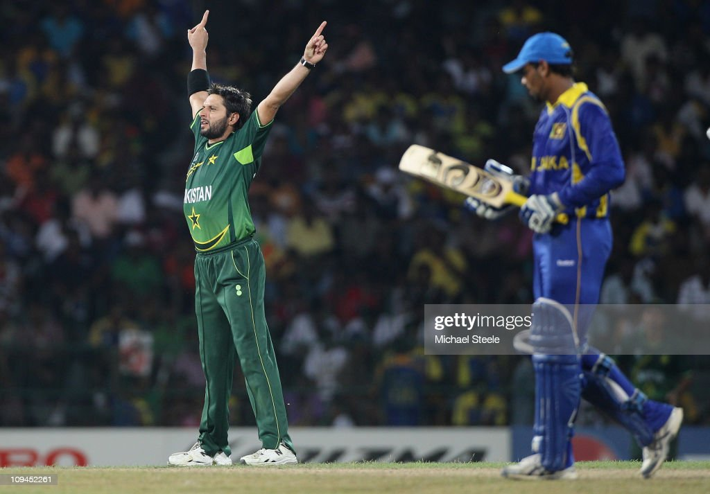 Pakistan v Sri Lanka: Group A - 2011 ICC World Cup